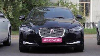 Прокат легковых автомобилей Jaguar / Ягуар черный(, 2016-01-21T15:35:28.000Z)