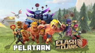 Clash Of Clans - Osa 2 - Eka päivä Clan Warsissa