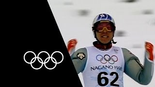 The Perfect Ski Jump - Kazuyoshi Funaki | Olympic Records