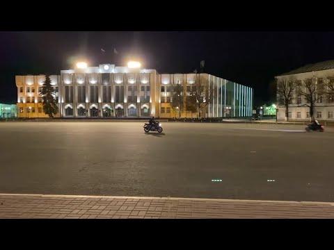 Видео Массовое ДТП и гонки на Советской площади: о происшествиях в Ярославле