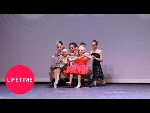 "Dance Moms: Group Dance - ""The Last Text"" (Season 2) 