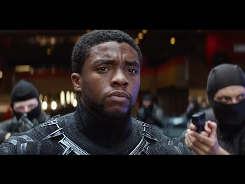 Marvel's Captain America: Civil War: Behind the Scenes Black Panther Featurette