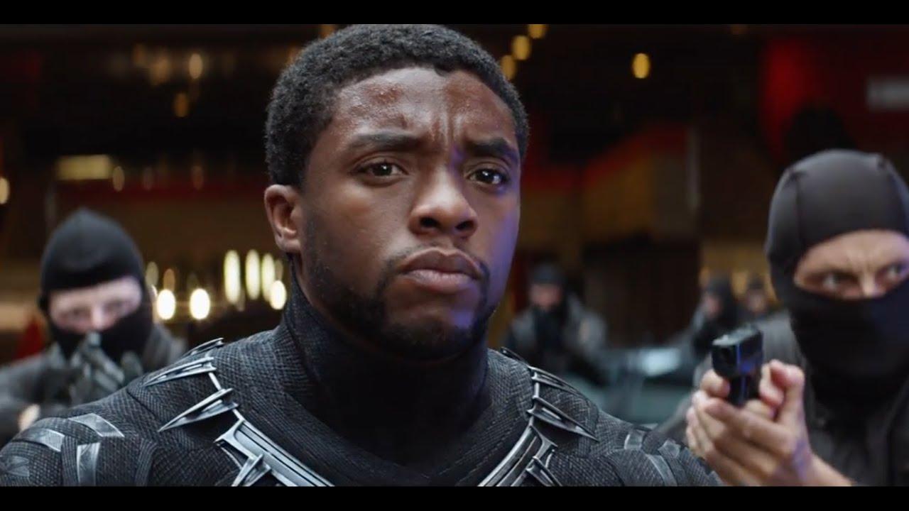 Resultado de imagem para black panther scenes