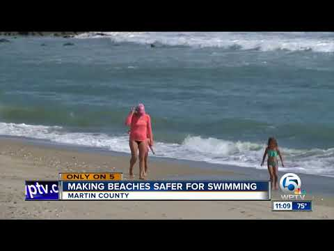Thumbnail: Making beaches safer for swimming