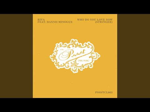 Who Do You Love Now (Stringer) (Pablo Gargano Extended Remix)