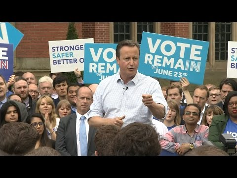 2016 in review: Brexit - the vote that divided Britain