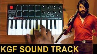 KGF - All Sound Track Part -2 | Cover By Raj Bharath | Yash | Prashanth Neel | BGM | Ravi Basrur