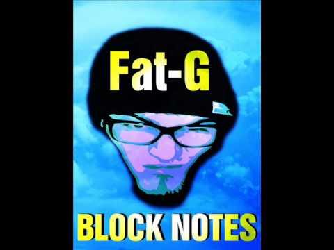 Fat-G feat Black life feat Kune Man - Tutti contro tutti (BLOCK NOTES DEMO)