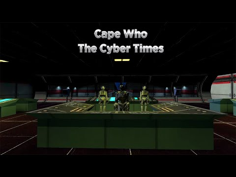 Cape Who|The Cyber Times| S2 #5