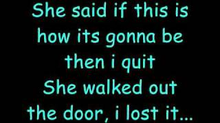 Download Kenny Chesney I Lost It Lyrics Mp3 and Videos
