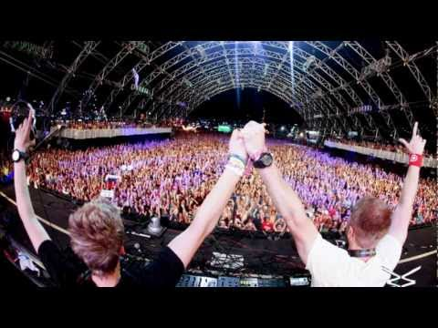 Tritonal - Live Set [HD] at Electric Daisy Carnival Las Vegas on Electric Area | 6.10.12 |
