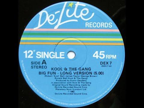 Download Kool & The Gang - Big Fun (Long Version) (1982)