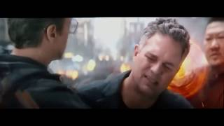 Смешные моменты ч.2. Мстители: Война Бесконечности