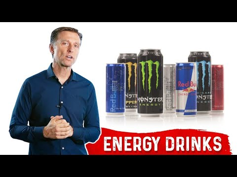 The Benefits of Energy Drinks...Are There Any?