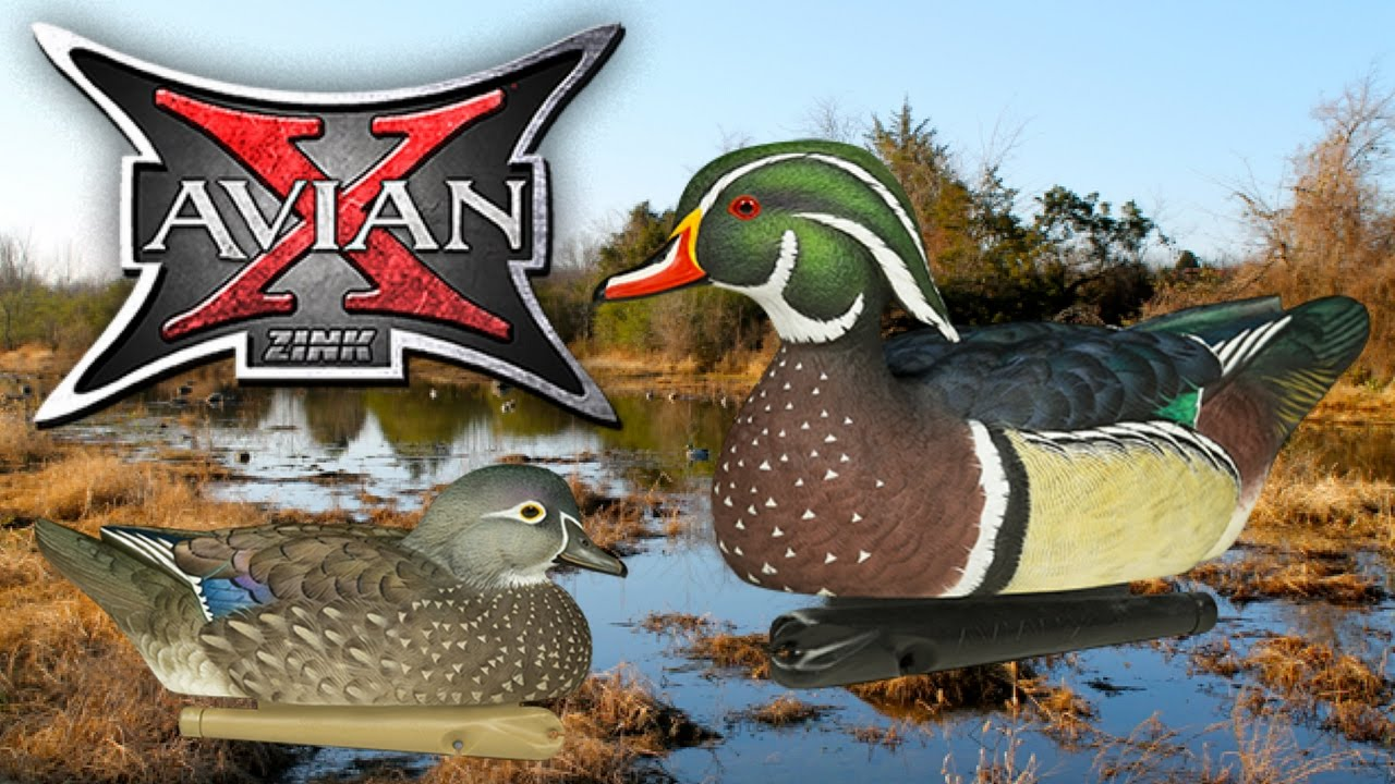 how to build duck decoys