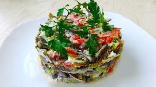 Салат Дальневосточный / Салат из морской капусты