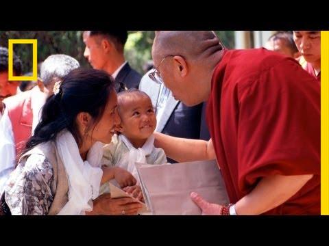 My Friend, the Dalai Lama | Nat Geo Live