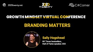 Branding Matters: Growth Mindset Virtual Conference