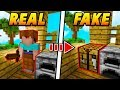 FAKE BLOCK MOD TROLL! - Minecraft SKYWARS TROLLING (BANNED?)