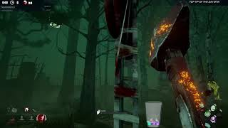 Dead by Daylight RANK 1 BILLY! - THAT WAS STRONGER THEN I REALIZED!