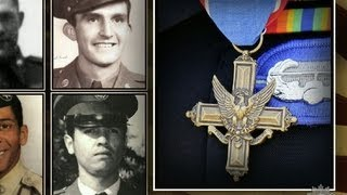 Overlooked military heroes get the honor they deserve