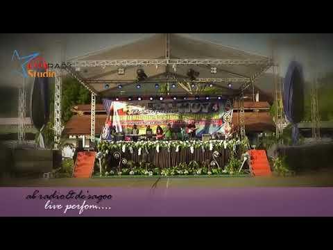 Cover Puper Rain   AB'Radio and de' Sagoo Reggea Band Live