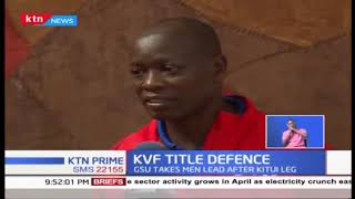 KVF title is up for grabs as volleyball teams face off