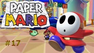 La caja de juguetes secreta/Paper Mario capítulo17