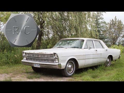 Big Six! 1966 Ford Daily Driver | Reidus and Cletus Ep. 6