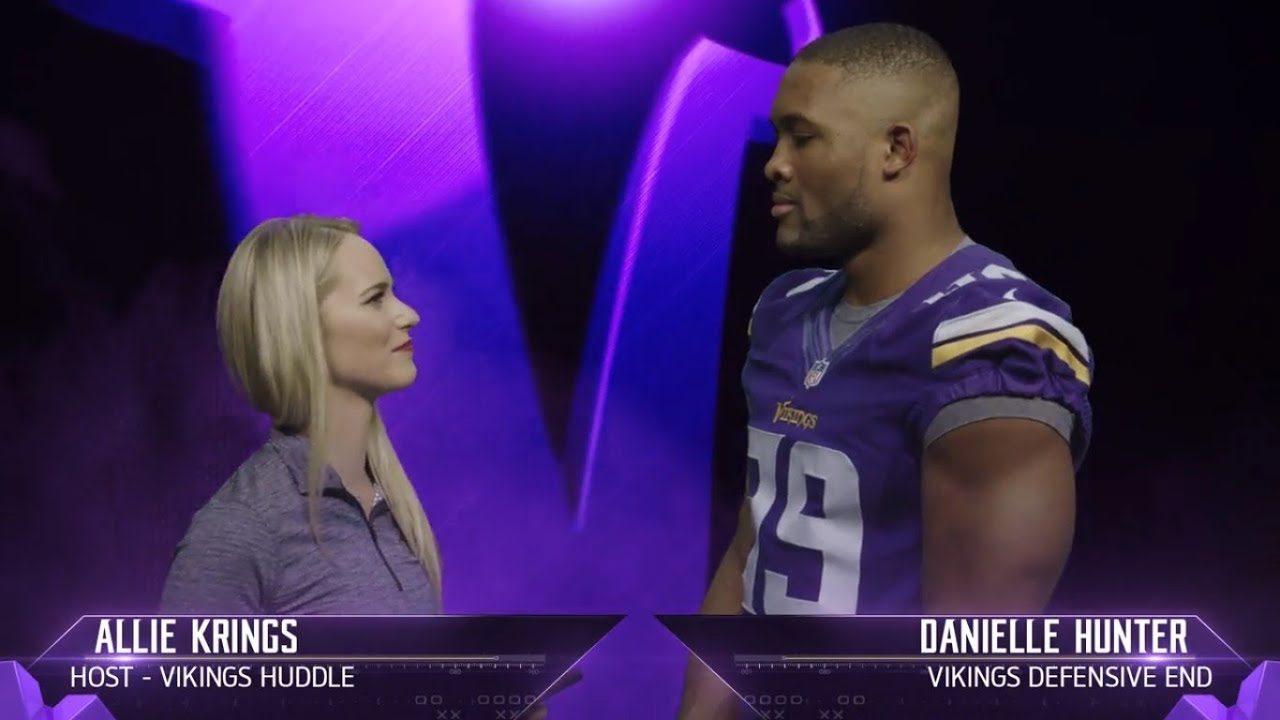 uk availability c7e62 3f993 Get to Know Vikings Defensive End Danielle Hunter