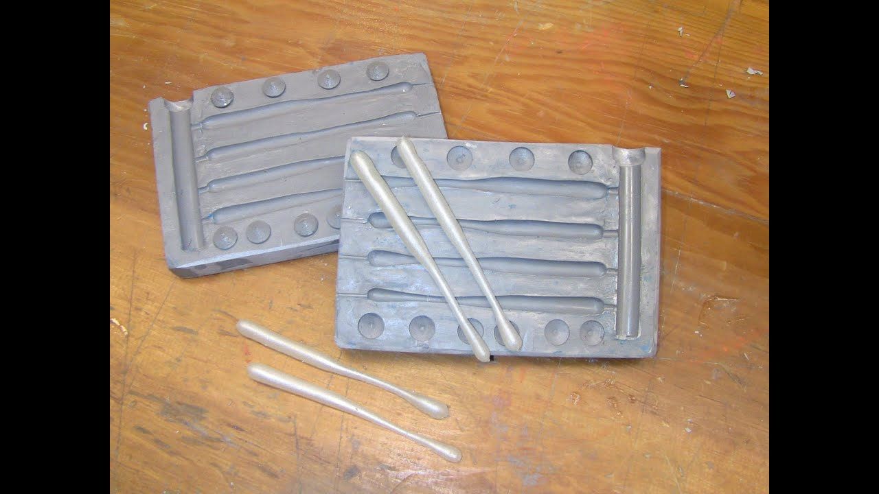 Makelure Make Your Own Soft Plastic Injection Lure Mold