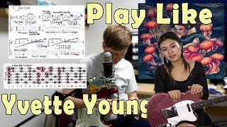 how to write songs like yvette young