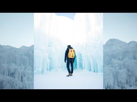 Edmonton Ice Castle // The Vlog