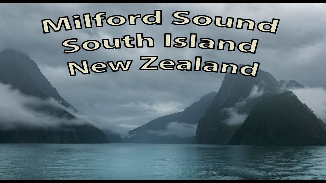 Fun Foto Tips and Trips Episode #21: Milford Sound Cruise, New Zealand