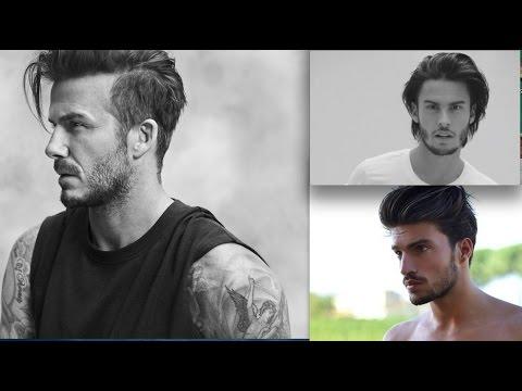 TOP 5 Männer-Frisuren 2015