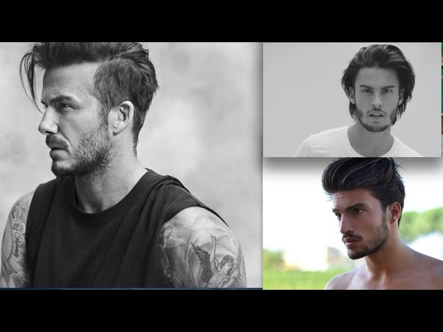 Top 5 Männer Frisuren 2015 Youtube