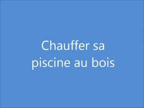 Chauffage piscine et jaccuzi freeheat par poele bouille for Chauffer piscine au bois