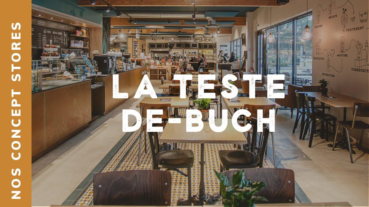 MaxiCoffee - Coffee Shop & Store - La Teste de Buch - YouTube