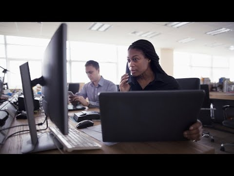 Computer User and Network Support Specialists Career Video