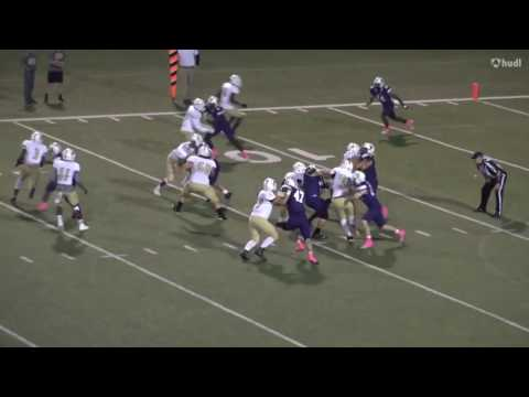 Highlights | Chris Miller, DB