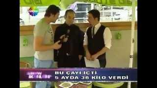 Dr. Hittich 9lu  Zayıflama Çayı İle Kilolara Veda - Show Klüp