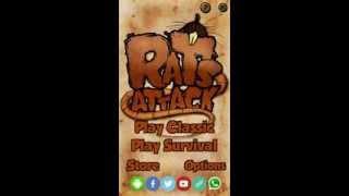 Rats Attack ! The best game