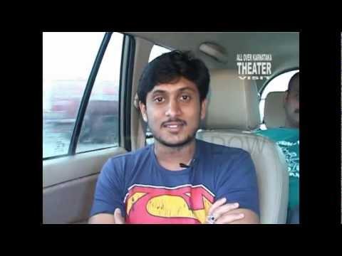 Krishnan Love Story team in GADAG