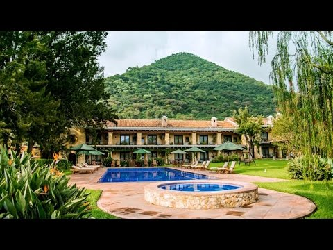 Top10 Recommended Hotels in Antigua Guatemala, Guatemala