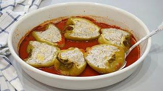 Перцы фаршированные сыром рикотта и оливками Рецепт тапенады из оливок