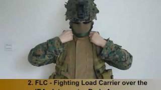 U.S. Marine Corps' Point Blank IBA & Specialty Defense Systems FLC
