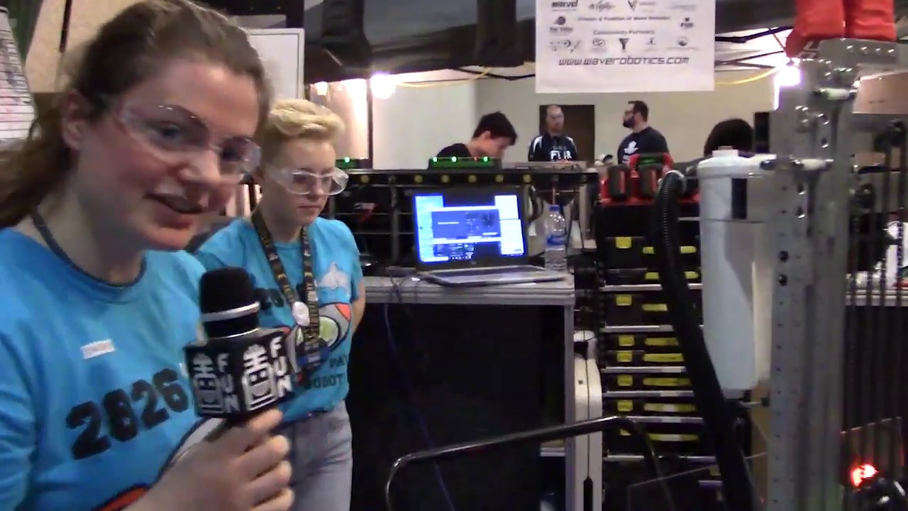 Behind the Bumpers FRC 2826 Wave Robotics 2019 Competition Season - First Updates Now