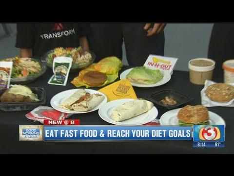 Healthy fast food with Heidi & Chris Powell