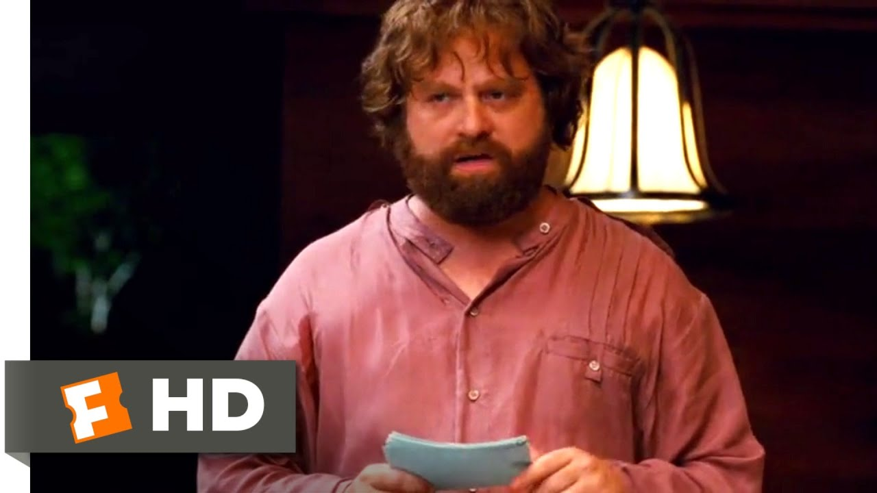 Download The Hangover Part II (2011) - Alan's Toast Scene (1/6)   Movieclips
