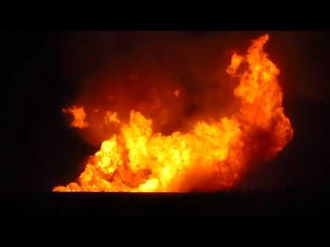 взрыв газопровода в городе Сергаче [ Нижегородский область ]